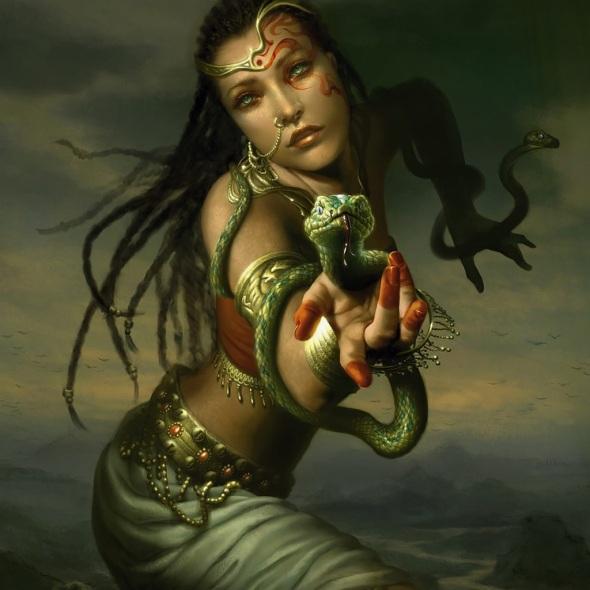 Snake_Woman_Lady